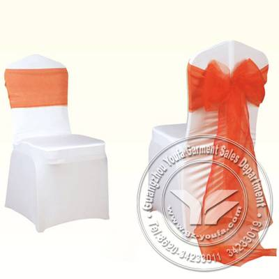 Wholesale wedding decoration spandex chair cover /cheap wedding chair cover