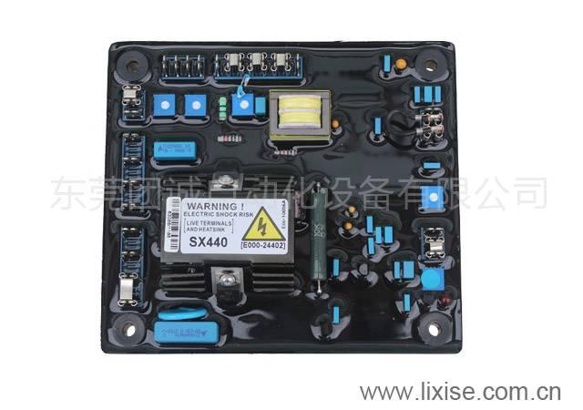 SX440 generator excitation voltage regulator