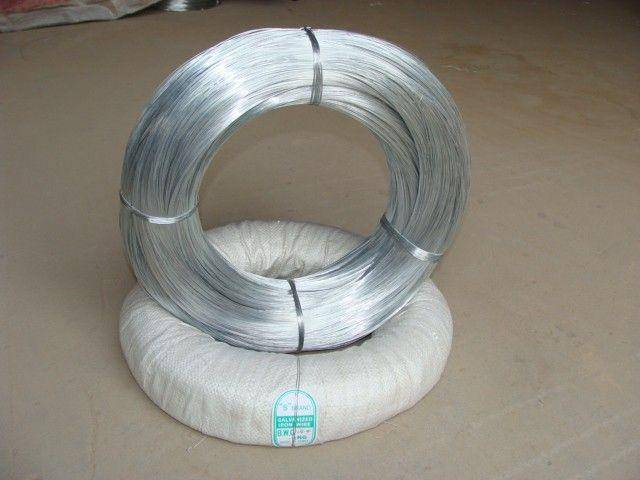 2.0mm, 2.5mm, 3.0mm Black Annealed Wire
