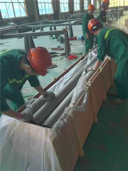 ASTM A511 stainless steel welded pipes