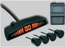 Video Parking Sensor TFT LCD waterproof ET-600