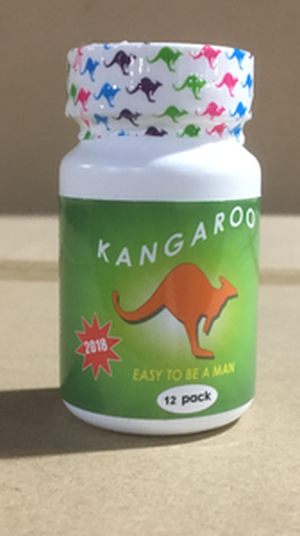 Kangaroo Sex Pills for Men 12Pc Bottle