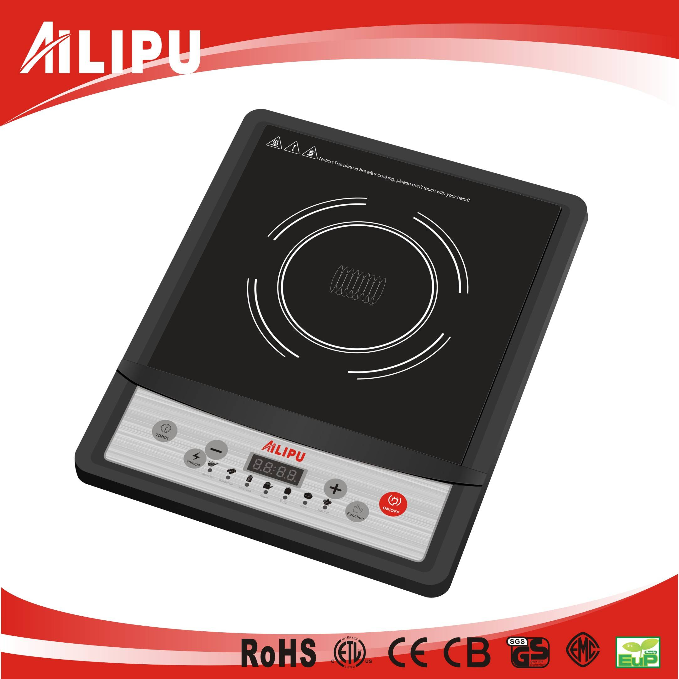 CB/CE Approval Button Control Induction Hot Plate SM-A57