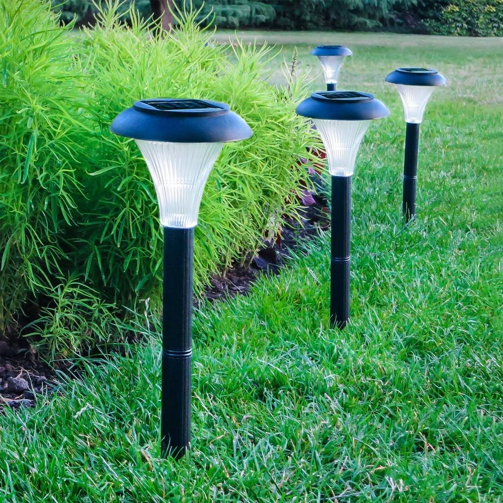 Portable Solar Seaside Landscape Lights Outdoor Lawn Garden Lighting