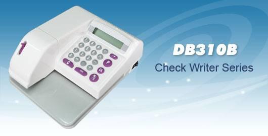check writer DB310B
