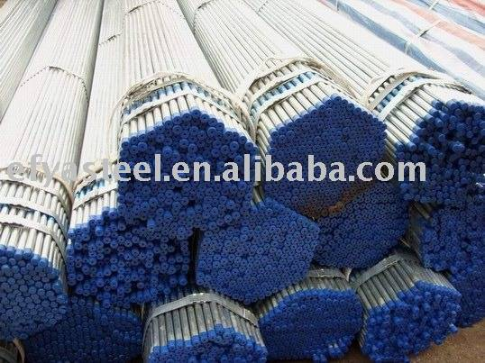 Galvanized steel tube(ASTM A53)