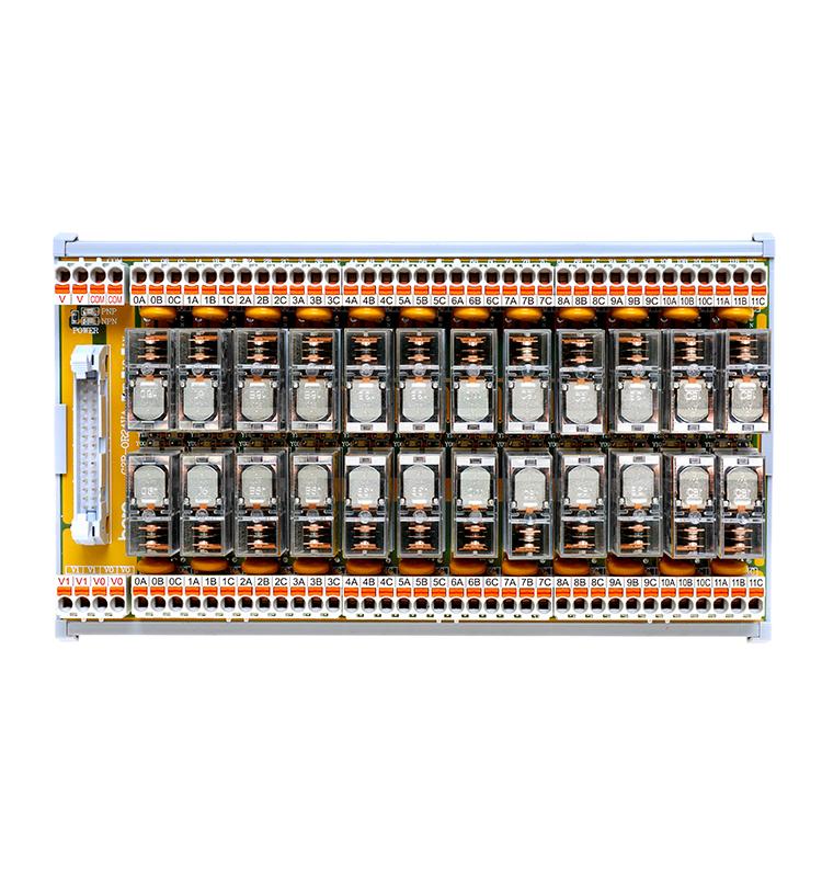 24V DC 24 Channels Relay Module