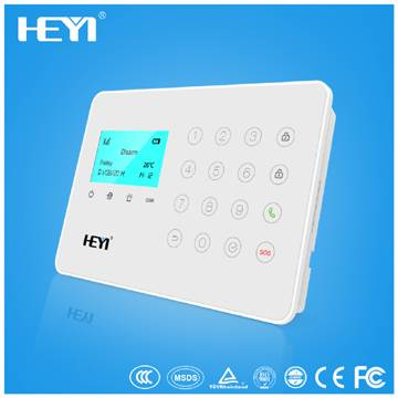 Very cheap gsm+pstn dual network burglar alarm system! Support IOS and Android APP