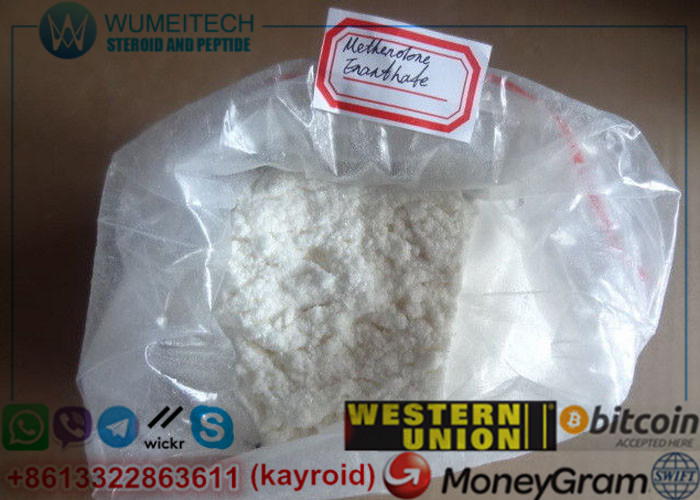 Primobolan Depot Injectable Anabolic Steroids Methenolone Enanthate Raw Steroid Powder