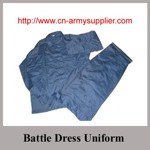Camouflage Army Military Battle Dress Uniform BDU