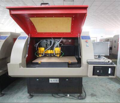 pcb drilling and routing machine