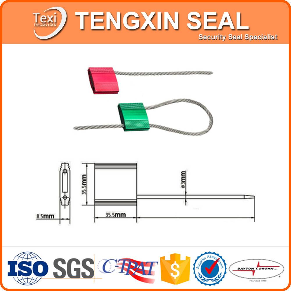 high demand products hexagonal wire mechanical cable seal