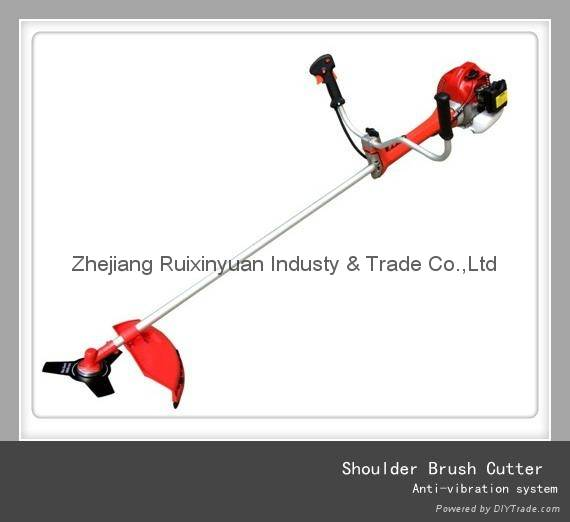 Brush Cutter with Anti-vibration System & Adjustable Handle 52CC