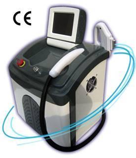Portable E Light IPL+RF Hair Removal and Photo Rejuvenation Machine (KE400D)