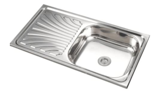 UZ9643 Kitchen Stainless Steel Sink