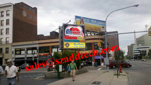 LED Video Wall Screen In Brazil , Peru ,Argentina ,Paraguay
