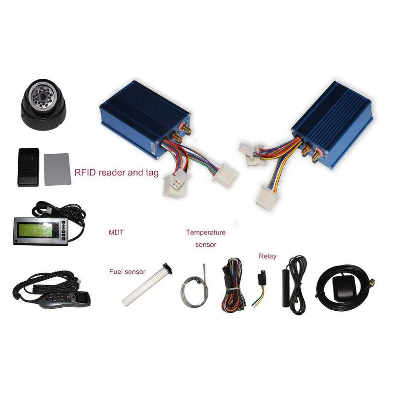 GPS tracking system for vehicles VT600