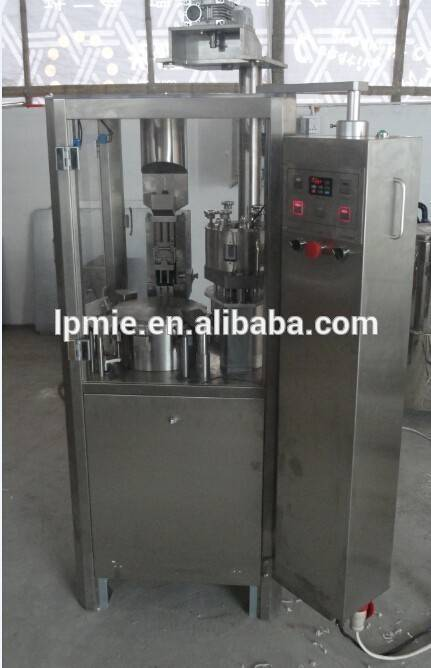 LPN400 Automatic Hard Capsule Filling Machine