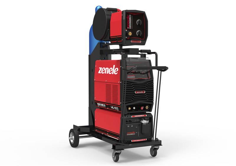 Inverter Pulse MIG/MAG Welding Machine