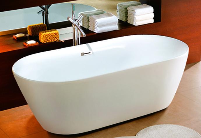 cUPC one piece acrylic contemporary bathtubs freestanding,deep bath,deep soak bath
