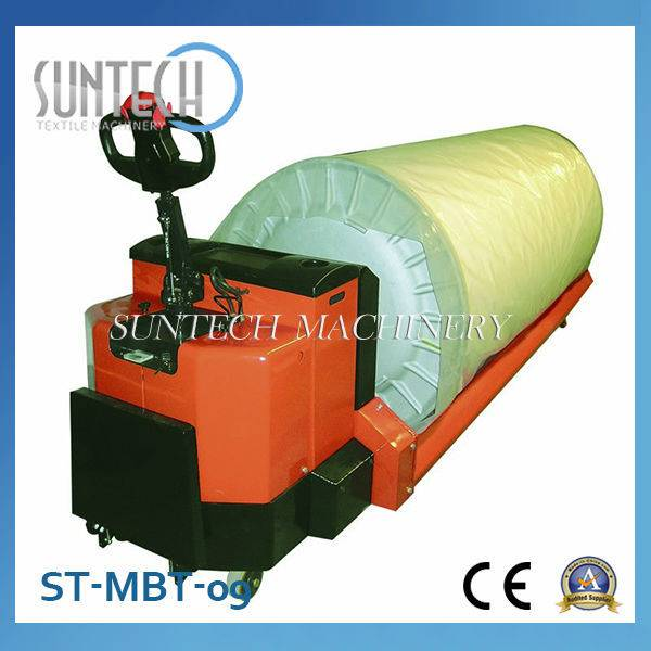 ST-MBT-09 Low Lift Electric Beam Trolley for Warp Beam