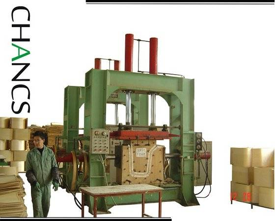 High Frequency Curved Plywood Press for Chair/Sofa/Table bending--CHANCS MACHINE