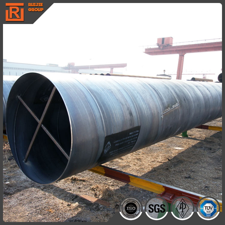 API 5L Spiral Welded Steel Pipe