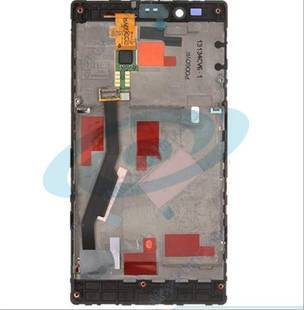 for Original Nokia Lumia720 LCD Touch Digitizer Assembly Replacement with Frame