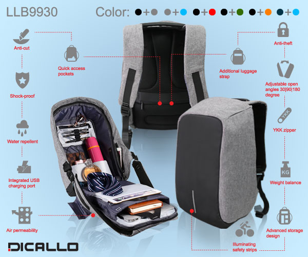 Multi-function Fashion Backpack