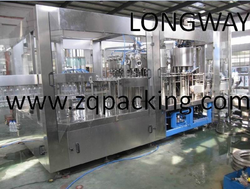 . Soda Pop/Soda Water/Filling Machine DCGF32-32-10