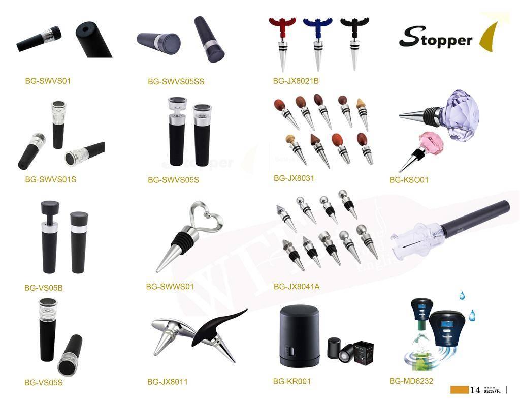 wine stopper,Champagne stopper,bottle stopper,fashion stopper