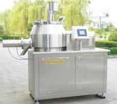 GHL High Speed Mixer Granulator