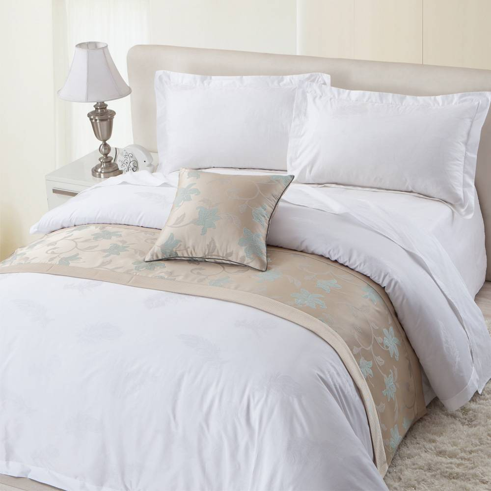 100% Cotton Jacquard Bed Linen