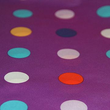 Printed 420T high-density polyester taffeta fabric