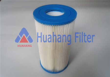 Replacement paper pool water filters use for swimming pool