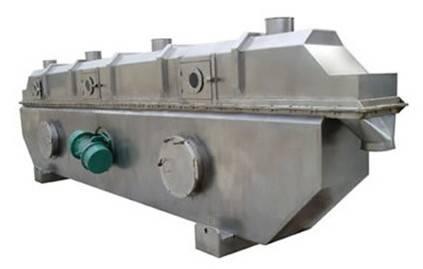ZQG Vibration Fluid Bed Dryer