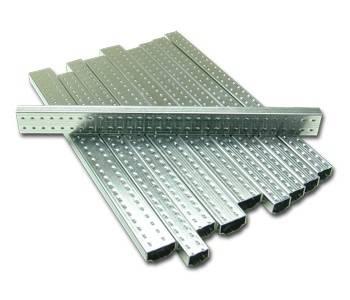 Aluminium Spacer Bars