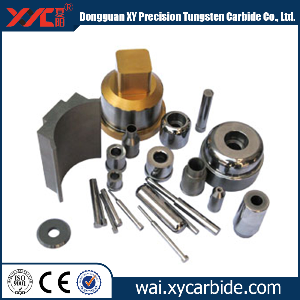 tungsten carbide components with good wear resistance