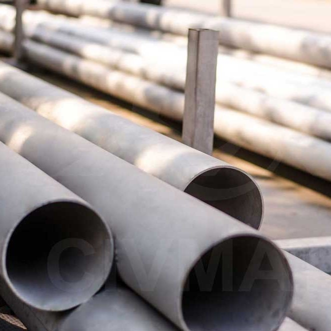 Stainless Steel Seamless Pipe & Tube