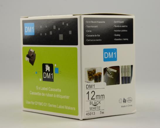 Compatible DYMO D1 Label Tape