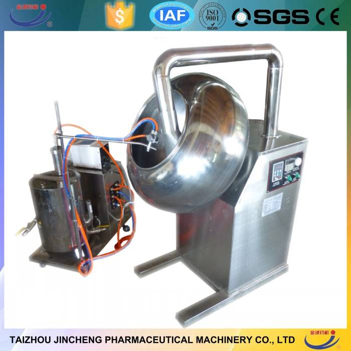 BY600 sugar coating machine made in jiangsu