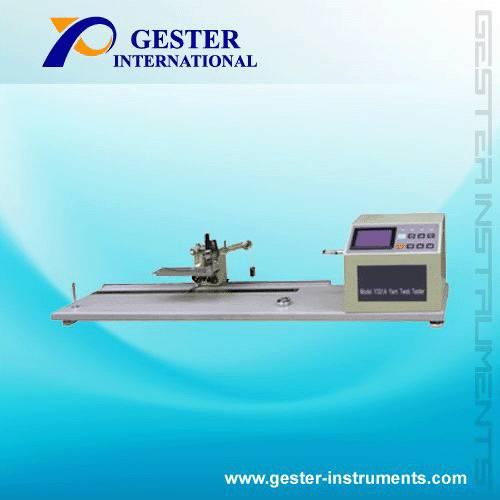 GT-A08 Yarn Twist Tester Electronic