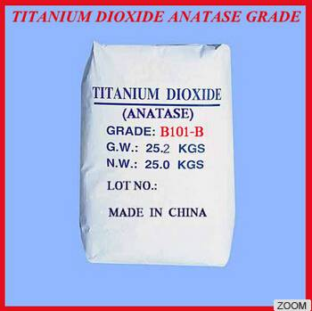 TiO2 98% min anatase titanium dioxide