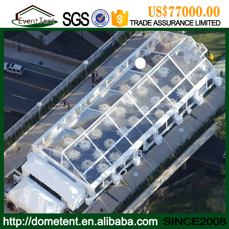 300 Seaters Luxury Decorated Outdoor Event Wedding Party Tent
