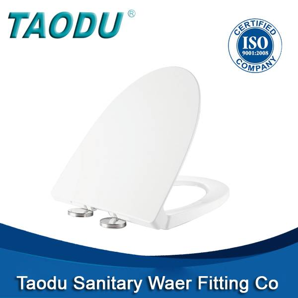 Urea toilet seat cover with quick relesae funtionUF-807