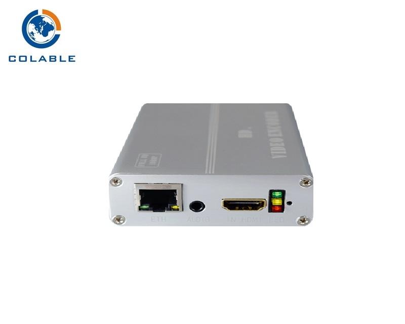 COL-8201HA single channel HDMI H.265 encoder