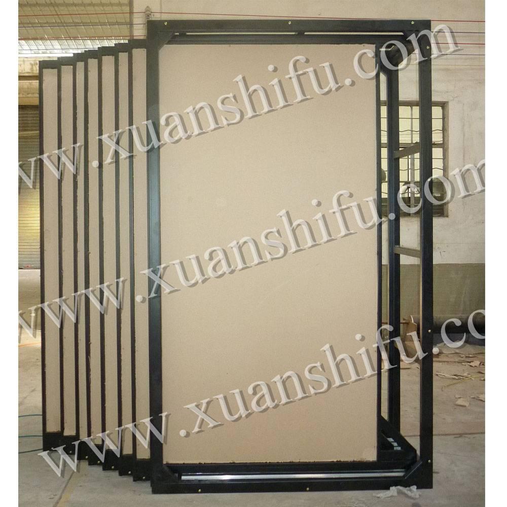 tiles display / ceramic exhibition furniture