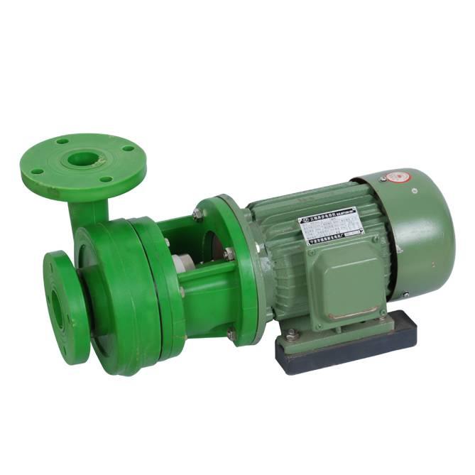 self priming pump