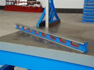 Level Tool standard GB6318-86 high straightness and flatness cast iron levelling ruler