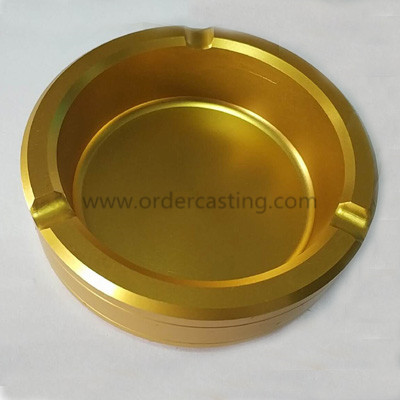 Aluminum Die Casting Ashtray